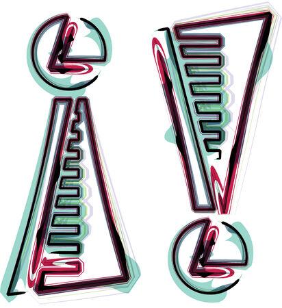Symbol illustration Stock Vector - 27165654