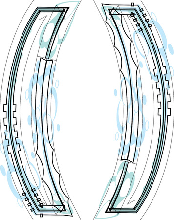 punctuation mark: Font Symbol illustration