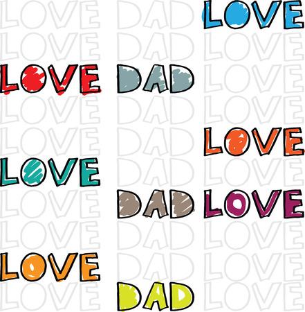 cuddling: Dad love