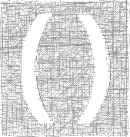 Freehand ( ) Symbol Vector