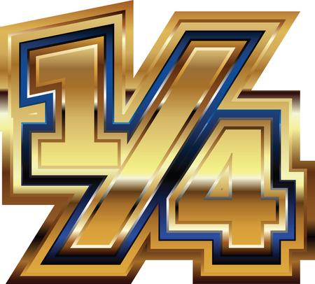 reserve: Golden Font Symbol