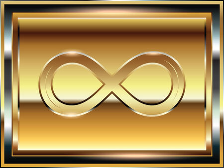 Ingot symbol illustration Vector