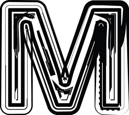 letra m: Resumen de la letra M
