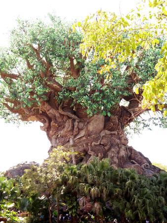 動物王国公園の生命の木