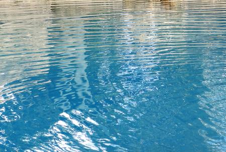 ondas de agua: blue water waves - fresh water background
