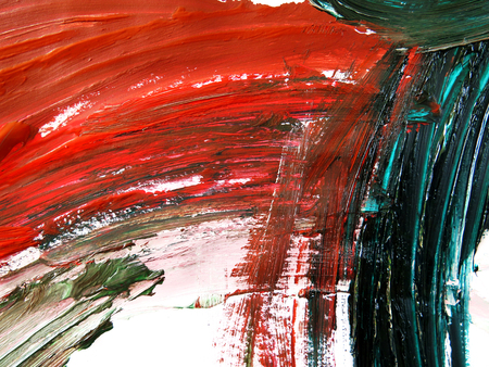 canva: mixed oil colors, abstract background