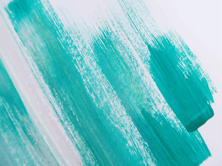 ink and wash: Colorful Abstract watercolor painted background Vector Illustration