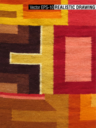 inka: South America Indian woven fabrics