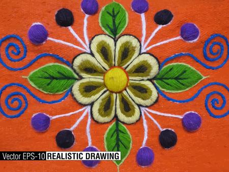 inka: South America Indian woven fabrics