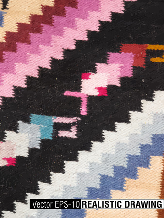 paracas: South America Indian woven fabrics