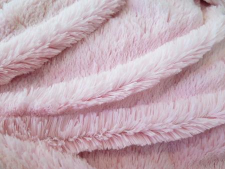 microfiber: Pink microfiber Fabric texture background Stock Photo