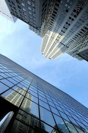 chrysler: Chrysler building  in New York United States America