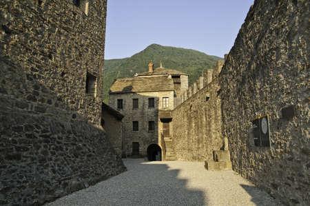 Bellinzona is the capital of the canton Ticino in Switzerland