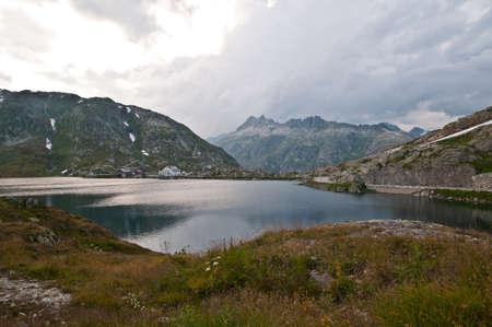 valais: Grimselpass is a pass between valais and berna in Switzerland