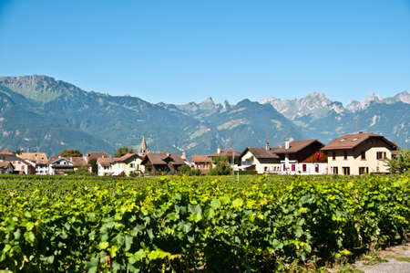 Aigle is a litlle town in Vaud Switzerland