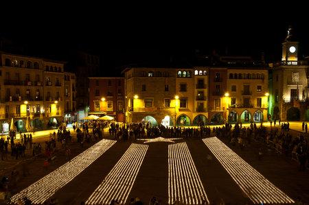 independance: Independance catalonia spain Vic