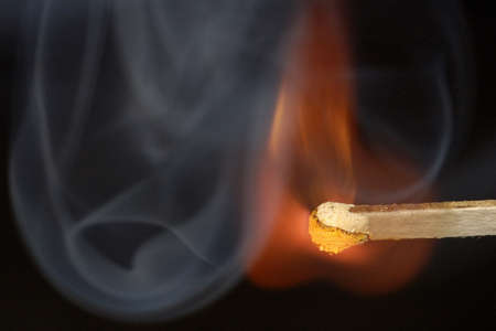 A match is a combustible tool for lighting a fire