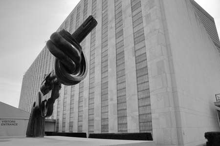 onu: United Nations in Manhattan In New York