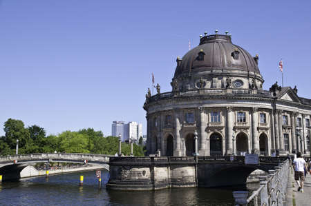friedrich: Bode Museum in Berlin Germany Kaiser friedrich