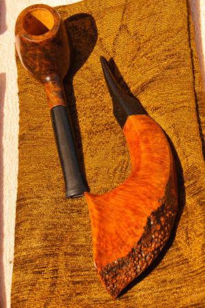 smoking pipe hand made