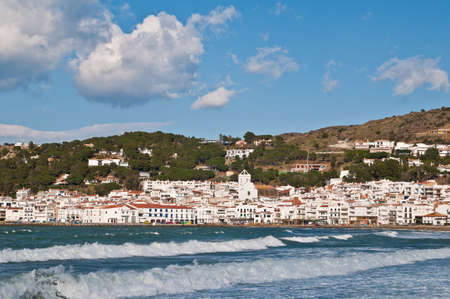 selva: Port de la Selva in Costa Brava Girona Catalonia Spain