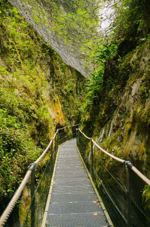 gorges: Gorges of the fou are the gorges world closer Stock Photo