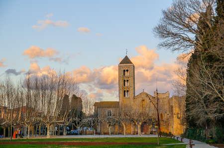 canonical: Santa Maria de Vilabertran is a monastery xi xii century