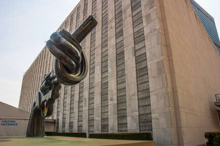 united nations: Naciones Unidas en Manhattan en Nueva York