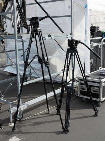 chrome base: Treppiede per foto e videocamere e apparecchi scena