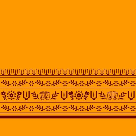 motif indiens: Mod?le indien