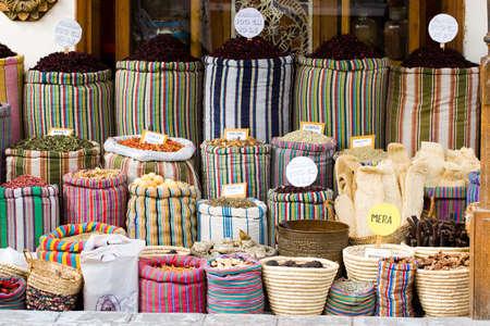 sheik: Arabic market in Sharm el Sheik