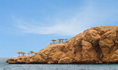 mountin: Beach in Nama Bay, Egypt