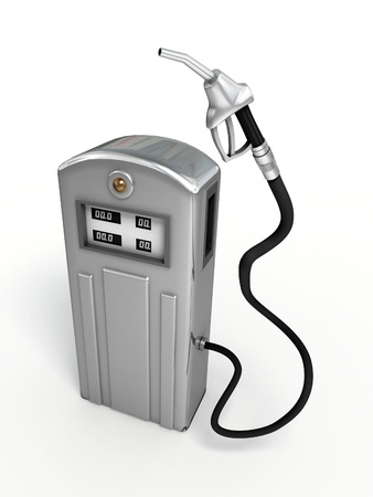 gauges: Gasoline Pump
