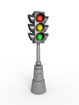 amber light: Traffic Lights