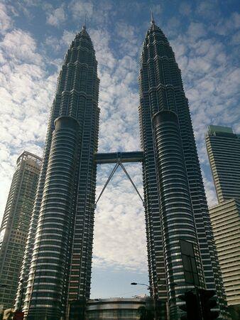 petronas: Petronas Twin Tower
