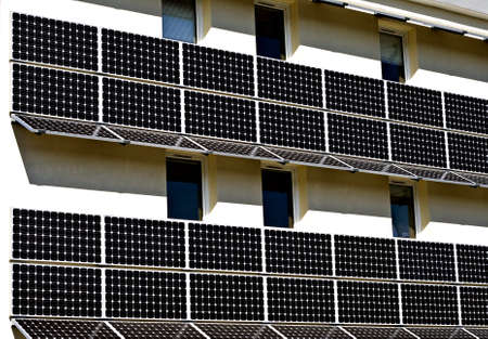 voltaic: building with voltaic panels