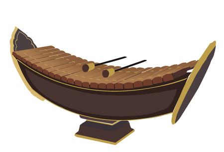 This thai music instrument.