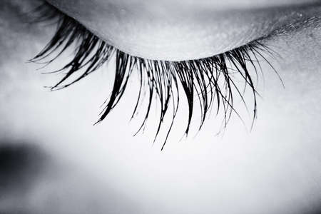ojos cerrados: Gran ojo - MACRO
