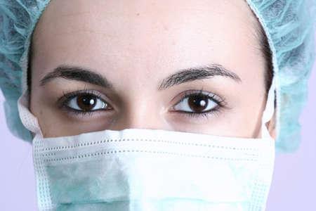 enfermera con cofia: Retrato de un joven m�dico. M�s de esta serie en mi cartera!