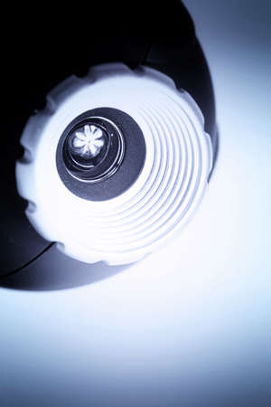 Close-up picture of a web camera. Stock Photo - 14291857