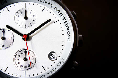 tachymeter: Great Watch Stock Photo