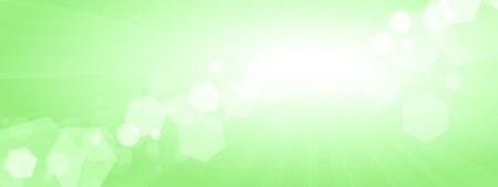 abstract green background with springtime Фото со стока