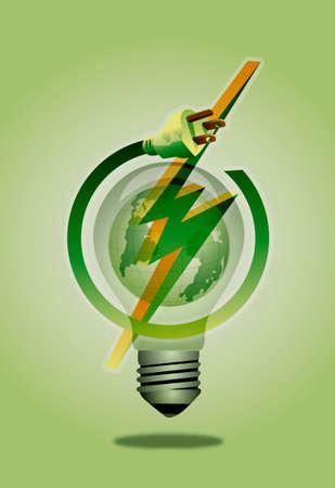 bombillo ahorrador: ideas, el ahorro de energ�a bombilla