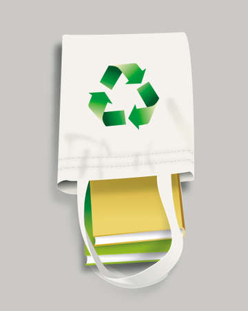 recycle bag: recycle bag
