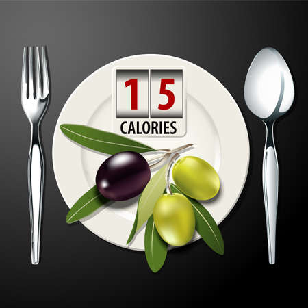 Calories in one tablespoon olive oil
