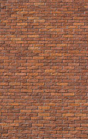 Natural brick wall texture pattern