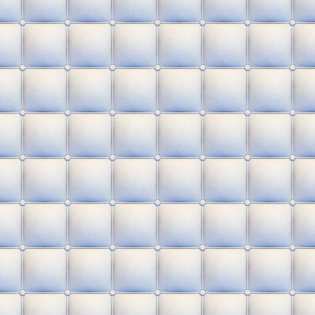 white leather upholstery seamless tileable texture with great detail for background, check my port for similars photo