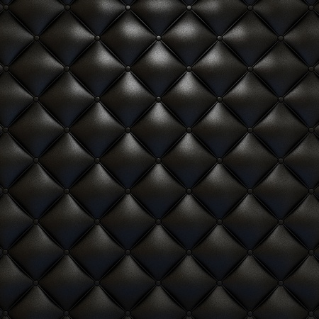 Black leather upholstery texture with grat detail for background, check my port for a seamless version