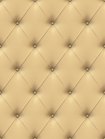 Seamless tile able texture of a beige leather upholstery with great detail similar textures on my port photo