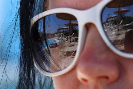 Gafas de sol 2 Foto de archivo